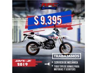 Suzuki - SUZUKI DRZ400 2019  Puerto Rico