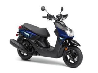 Yamaha - Motora Scooter Zuma Puerto Rico