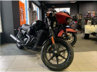 Harley - Harley-Davidson Street  500 Puerto Rico