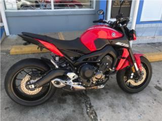 Yamaha - Motora Naked Style Yamaha MT09 2018 Puerto Rico