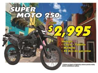 Other - Motora monte calle motor 250cc Puerto Rico