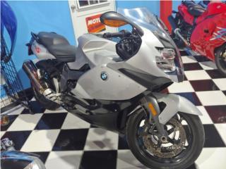 BMW - BMW K1300 GRIS y NEGRA 2012   Puerto Rico