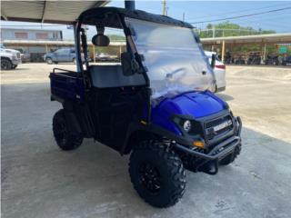 SSR Bison 400cc water cooler Puerto Rico