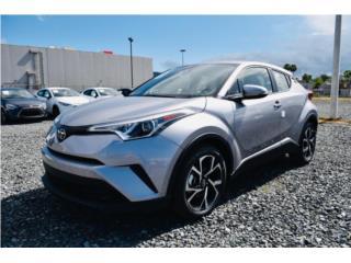 2019 Toyota C-HR XLE, Toyota Puerto Rico