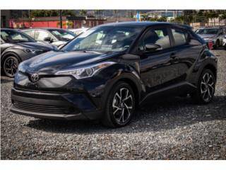 2019 Toyota C-HR XLE 5D, Toyota Puerto Rico