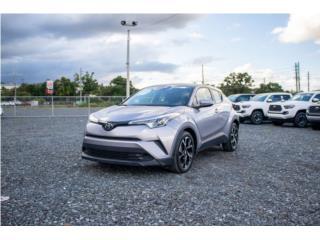 2019 Toyota C-HR LE FWD (Natl), Toyota Puerto Rico