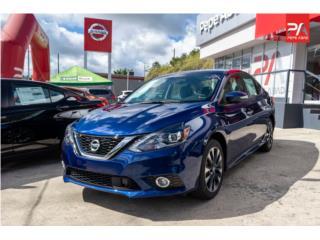 2019 Nissan Sentra SR Descuento de $2,000, Nissan Puerto Rico