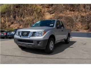 2019 Nissan Frontier King Cab 4x2 S Auto, Nissan Puerto Rico