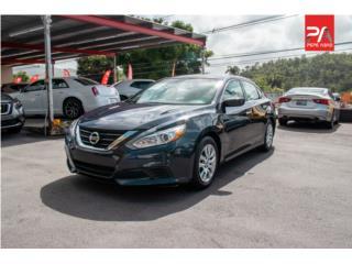 2016 Nissan Altima 4dr Sdn I4 2.5 SR, Nissan Puerto Rico