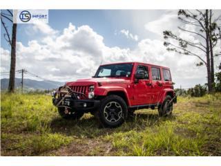 2016 Jeep Wrangler Unlimited Rubicon 4x4, Jeep Puerto Rico