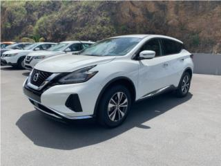 2019 Nissan Murano FWD S, Nissan Puerto Rico