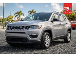 2018 Jeep Compass Sport FWD, Jeep Puerto Rico