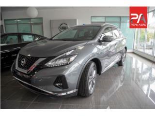 2019 Nissan Murano 3.5L Platinum, Nissan Puerto Rico