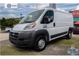 2015 RAM ProMaster City Cargo Van   122, RAM Puerto Rico