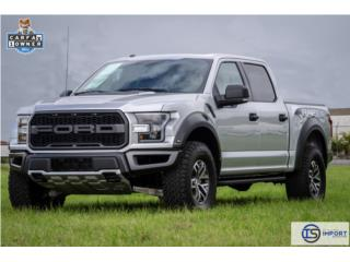 2018 Ford F-150 Raptor 4x4, Ford Puerto Rico