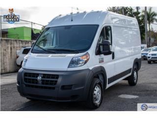 2018 RAM ProMaster Cargo  Van   1500 High , RAM Puerto Rico