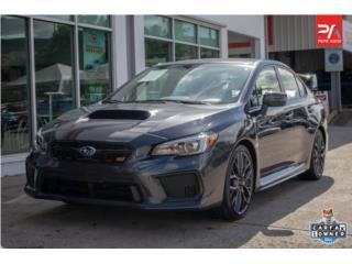 2018 Subaru WRX STI, Subaru Puerto Rico