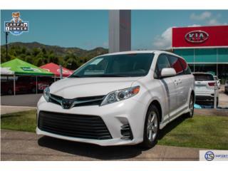 2019 Toyota Sienna LE Mobility  7-Passenger , Toyota Puerto Rico