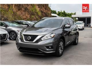 2015 Nissan Murano FWD 4dr S, Nissan Puerto Rico