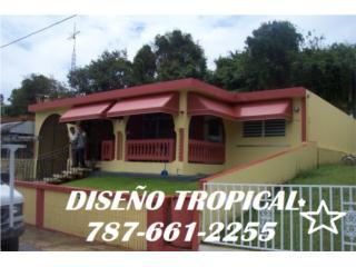 Diseño Tropical - Reparacion Puerto Rico