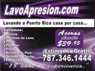 lavomuebles.com Los originales - Mantenimiento Puerto Rico