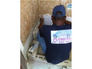 PLOMEROS CERTIFICADOS 24/7 PR - Construccion Puerto Rico