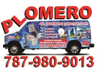ELECTRICISTAS Y PLOMEROS 24/7 EN PUERTO RICO - Reparacion Puerto Rico