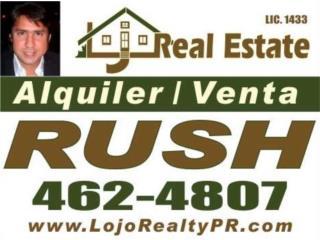Lojo Real Estate & Lojo Realty PR - Alquiler Puerto Rico