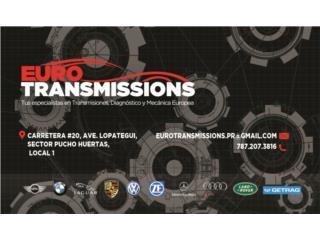EURO Transmissions, Inc. - Reparacion Puerto Rico