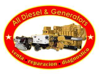 All Diesel & Generators - Reparacion Puerto Rico