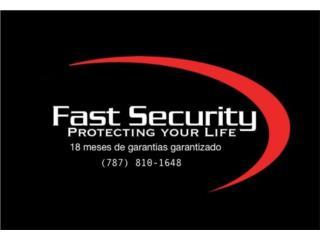 FAST SECURITY  - Instalacion Puerto Rico