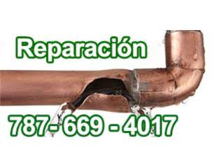 Plomeros Licenciados PR - Reparacion Puerto Rico