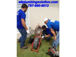 ALL PLUMBING SOLUTION AND ELECTRICAL SERVICES - Reparacion Puerto Rico