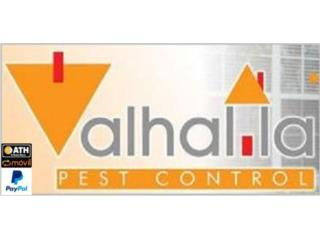 Valhalla Pest Control Lic.3530 - Mantenimiento Puerto Rico