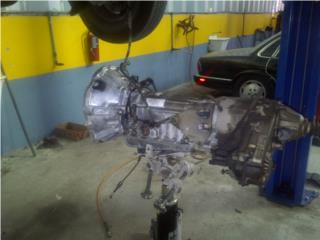 Garage Martin Powertrain Transmision Group - Reparacion Puerto Rico