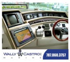 WALLY CASTRO MARINE - Instalacion Puerto Rico