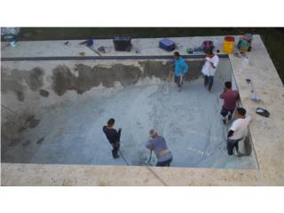 PERFECT POOL CONTRACTOR - Reparacion Puerto Rico
