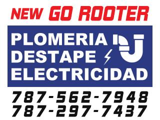NEW GO ROOTER - Mantenimiento Puerto Rico