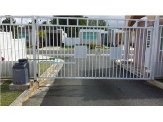 Automatic Security Gates - Reparacion Puerto Rico