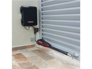 Automatic Security Gates - Instalacion Puerto Rico