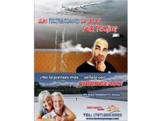 TECHOS Y MAS  INC - Instalacion Puerto Rico