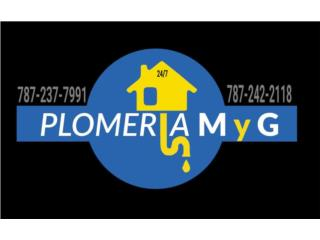 Plomeria M y G - Mantenimiento Puerto Rico