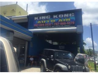 KING KONG AUTO AIR - Reparacion Puerto Rico