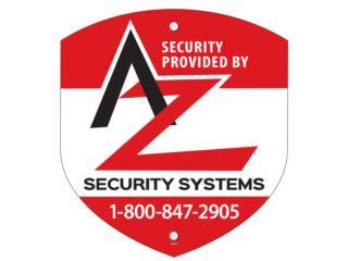 AZ SECURITY SYSTEMS - Instalacion Puerto Rico