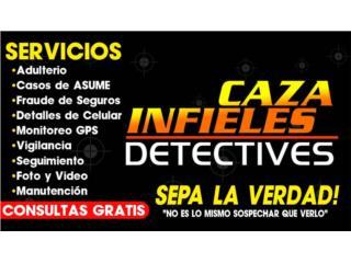 CAZA INFIELES DETECTIVES - Orientacion Puerto Rico