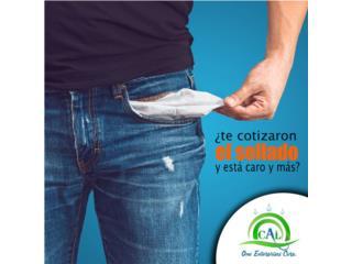 CAL One Enterprises 787-964-5555/ 787-925-2222 - Instalacion Puerto Rico
