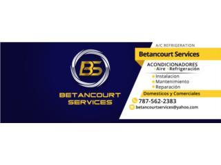 BETANCOURT SERVICES - Mantenimiento Puerto Rico