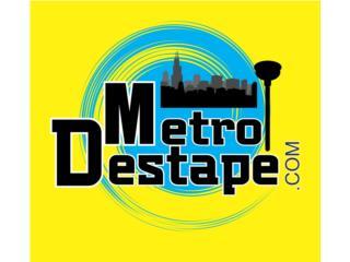METRO  DESTAPE - Reparacion Puerto Rico