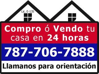 Compro o Vendo tu casa en 24 HORAS - Construccion Puerto Rico