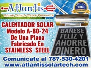 ATLANTIS SOLAR TECH - Mantenimiento Puerto Rico